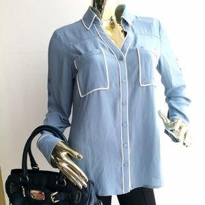 Express button-up shirt size M
